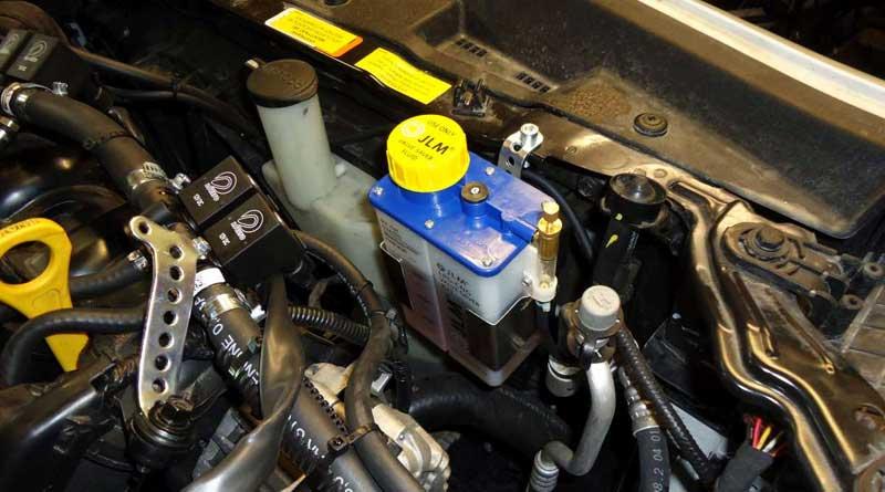 Profesionální servis vozů s LPG